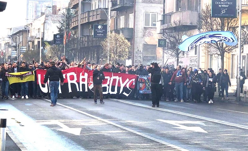 """Комити"": Наскоро ќе организираме голем марш за ""Вардар"" низ улиците на Скопје!"