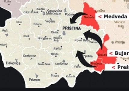 Taчи: Мојот сон е Прешво, Медвеѓа и Бујановац да влезат во Косово