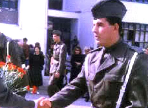 Со убиството на војникот Сашко од Кавадарци почна војната во Југославија