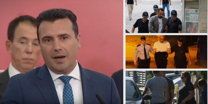 Криминалот на Заев, Рекет, Дончев, Дака, украдени изборни – прочистување на судството да, но невозможно е со Заев и Маричиќ