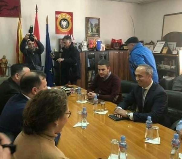 Шекеринска не е единствената, и Спасовски под знамето на УЧК