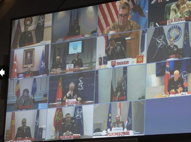 НАТО конференција: Македонија засега издвојува 1,27 отсто од БДП за одбрана