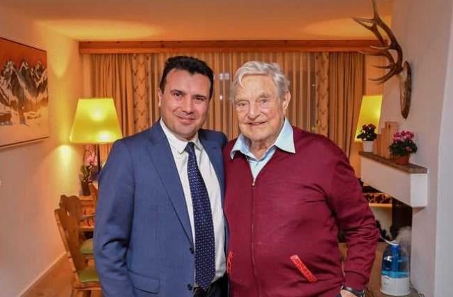 """Сорос со 190.000 долари за 35 невладини ќе се """"бори"""" против корупцијата во Македонија"""