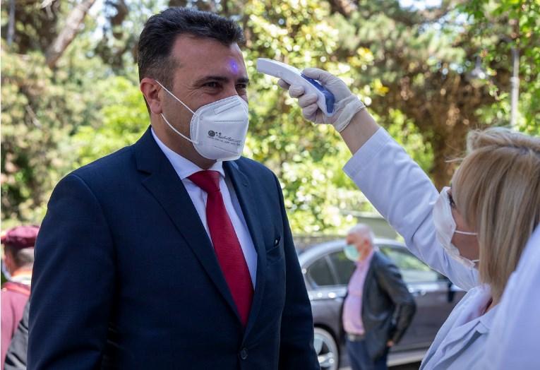 ВМРО-ДПМНЕ: Дешените бројки на заразени и починати одат на нечистата совест на Заев