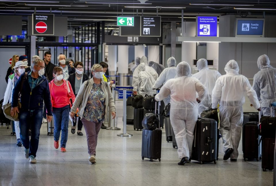 ЕК ги објави упатствата за патување низ Европа