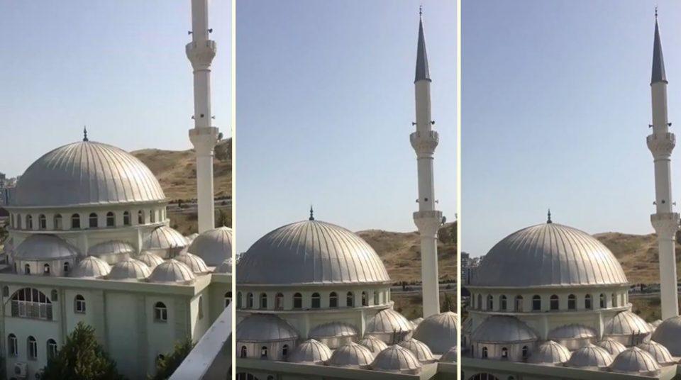 """Хакиран систем во џамија – наместо повик за молитва ечеше """"Бела чао"""""""