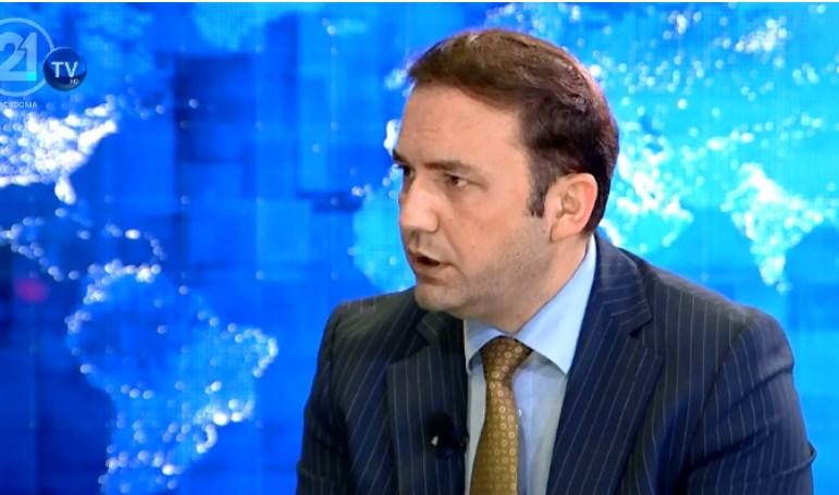 Османи: Од Министерството за финансии инсистираа да се отворат обложувалниците