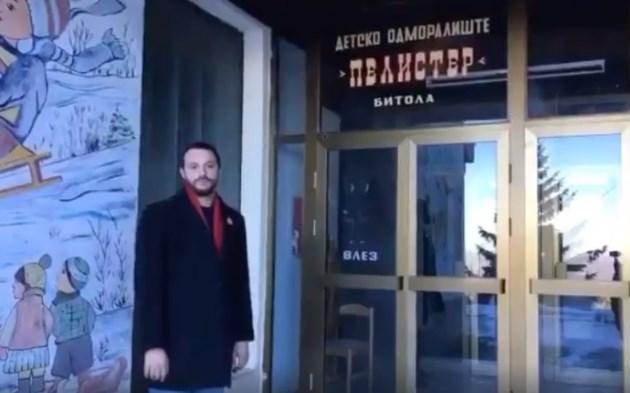 """Панчевски: Среќа што ги """"реновираа"""" Детското одморалиште и Копанки"""