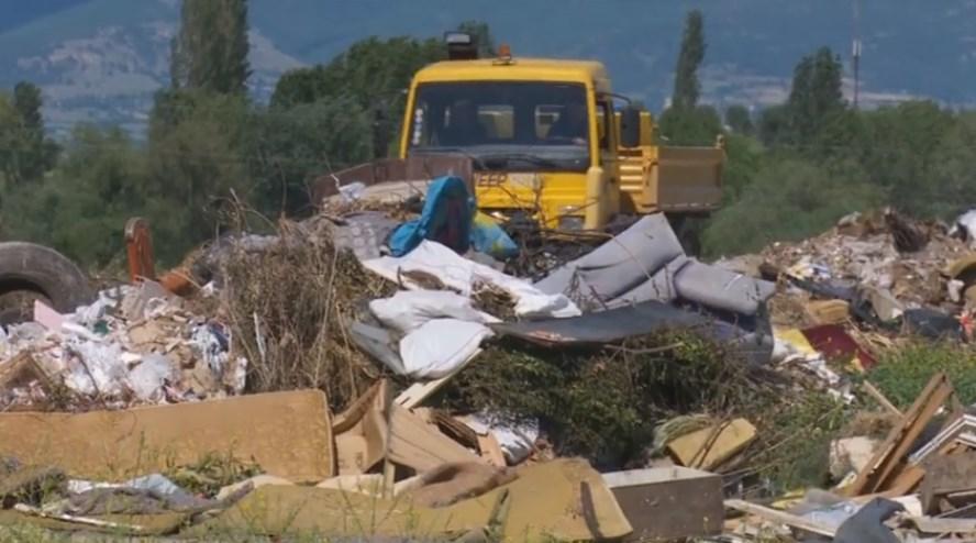 """""""Исчистената"""" депонија во Ѓорче Петров сега е голема колку 15 фудбалски игралишта"""