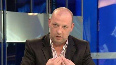 """Грозданов: 1ТВ е финансирана од парите од  """"Труст"""" и """"ТНТ"""""""