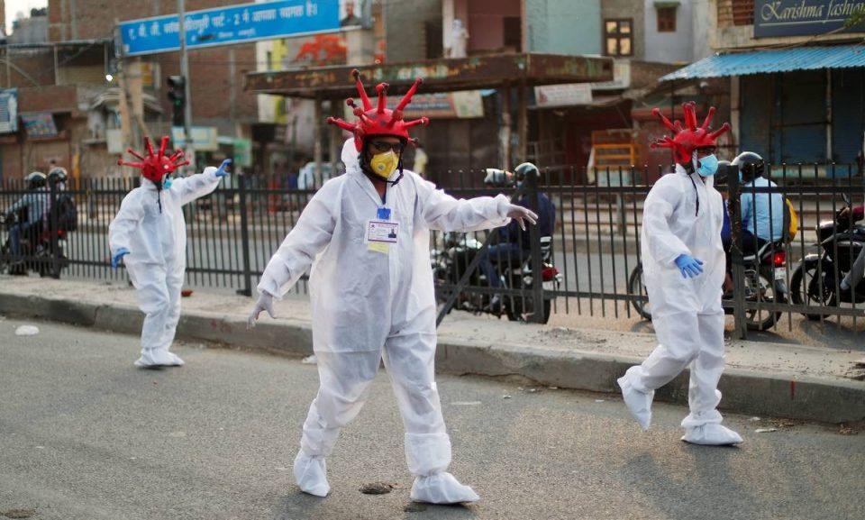 Во Индија повеќе смртни случаи од Ковид-19 отколку во Кина