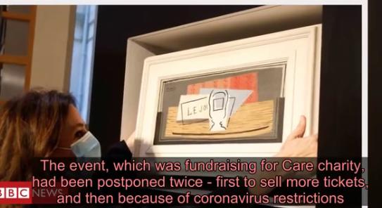 Италијанка на лотарија освои слика на Пикасо вредна еден милион евра