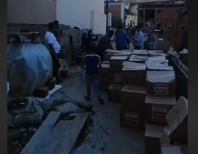 СДСМ врши изборен поткуп, на видео се слуша и името на Заев