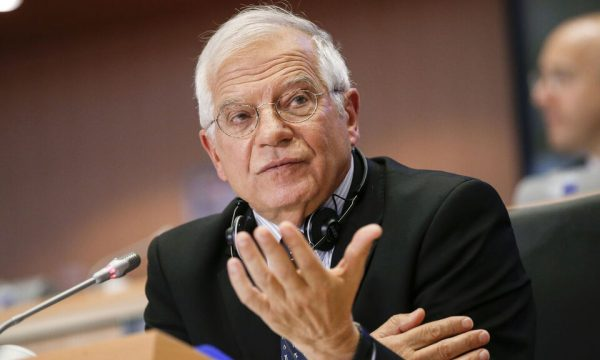 Борел: Европската Унија не е способна да го запре Израел