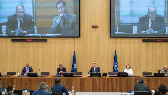Генералниот секретар на НАТО: Сите држави потписнички на Договорот за отворено небо мора целосно да ги спроведат своите обврски