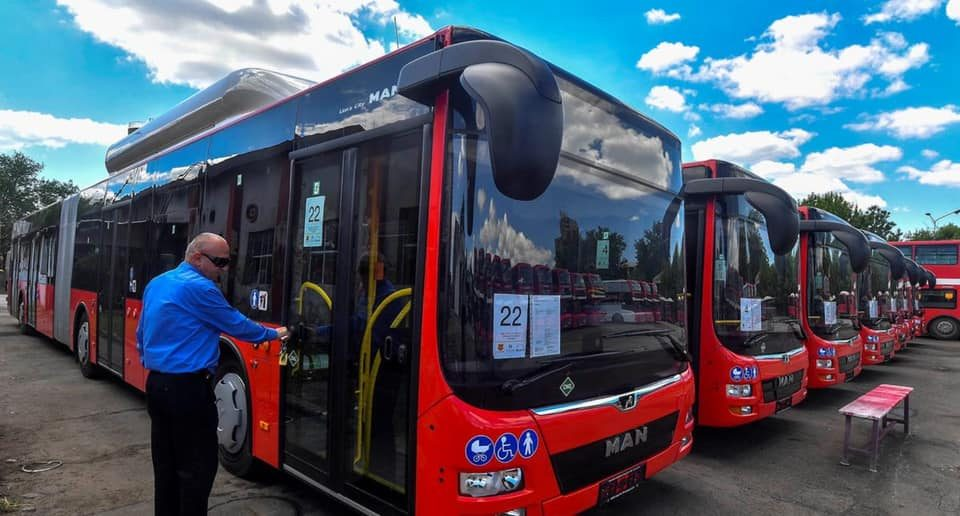 Од утре автобусите на ЈСП ќе возат по вообичаениот возен ред