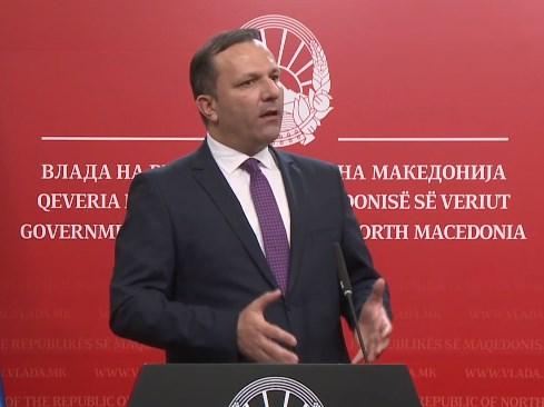 Пандов: Еве уште кој се треба да го пробие неспособниот министер за внатрешни за да си даде оставка?