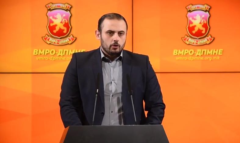Ѓорѓиeвски: Градоначалникот на Кисела Вода за промена на сијалици наместо 250.000 евра, сака да потроши енормни 2,4 милиони евра