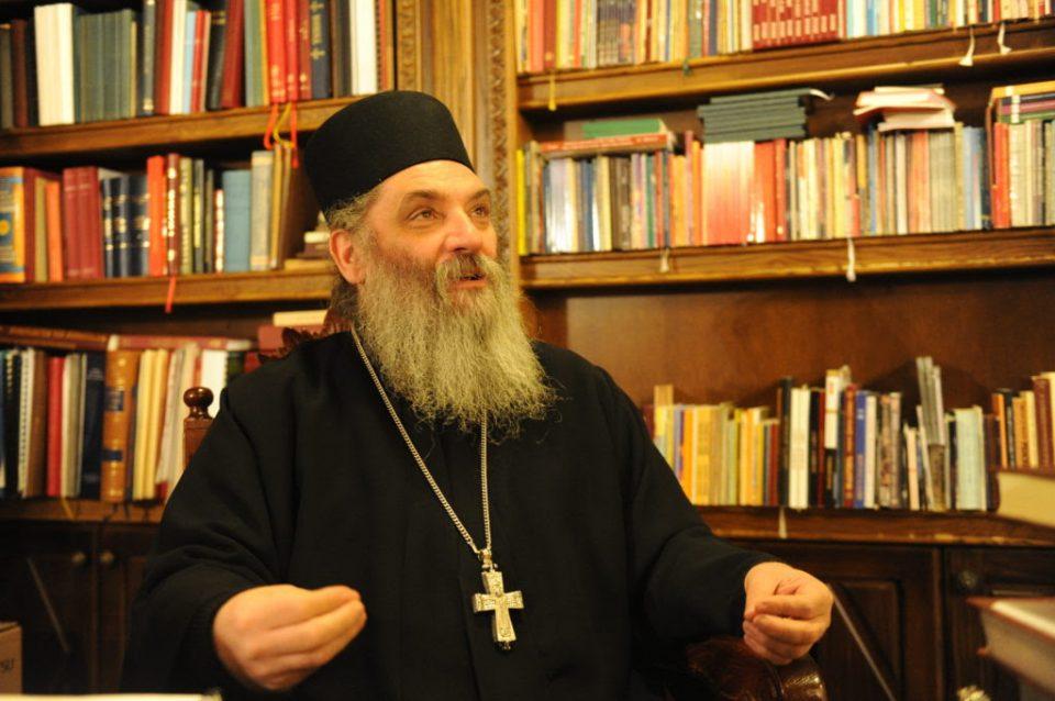 Отец Партениј избран за нов епископ на МПЦ-ОА