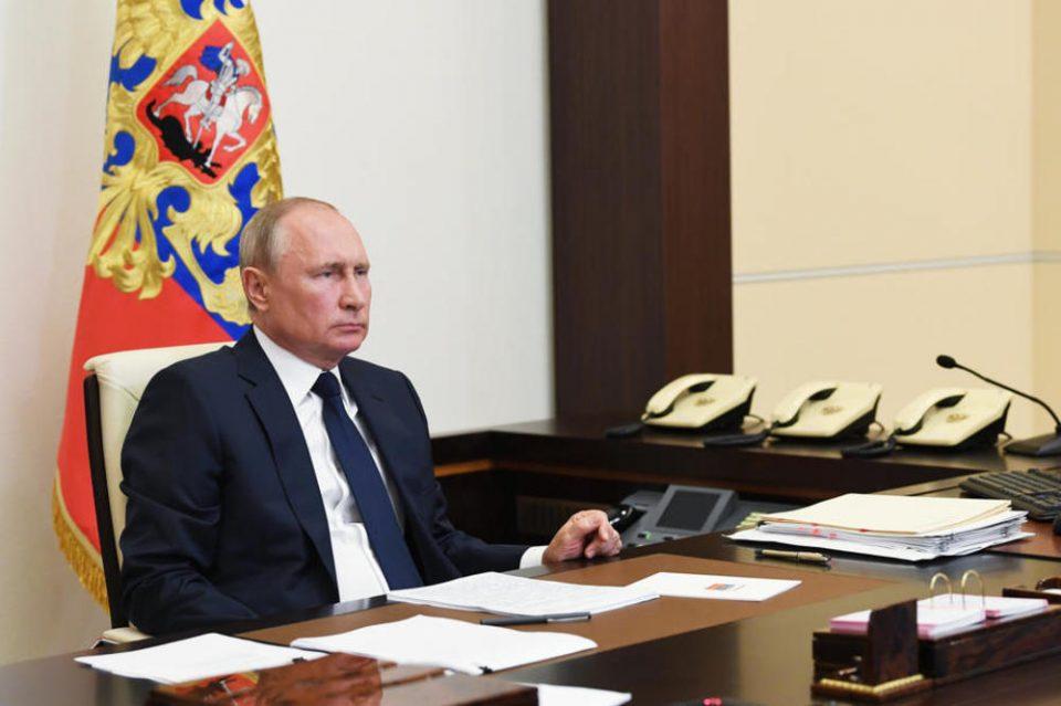 Годишно обраќање на рускиот претседател, Владимир Путин