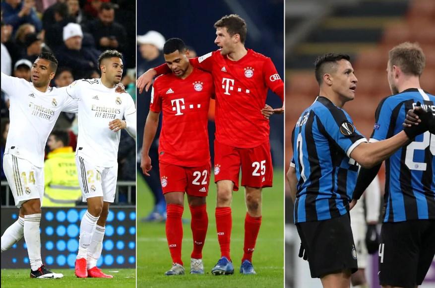 Реал Мадрид, Баерн и Интер ќе играат пријателски натпревари за борба против коронавирусот