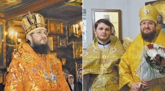 Скандал: Епископи фотографирани за време на хомосексуален чин