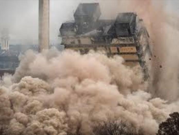 Во САД ќе се уриваат згради во комплекс за тестирање нуклеарни горива