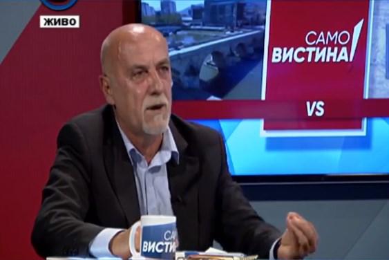 Сафет Бишевац: Маричиќ нема да може да ги направи реформите во правосудството