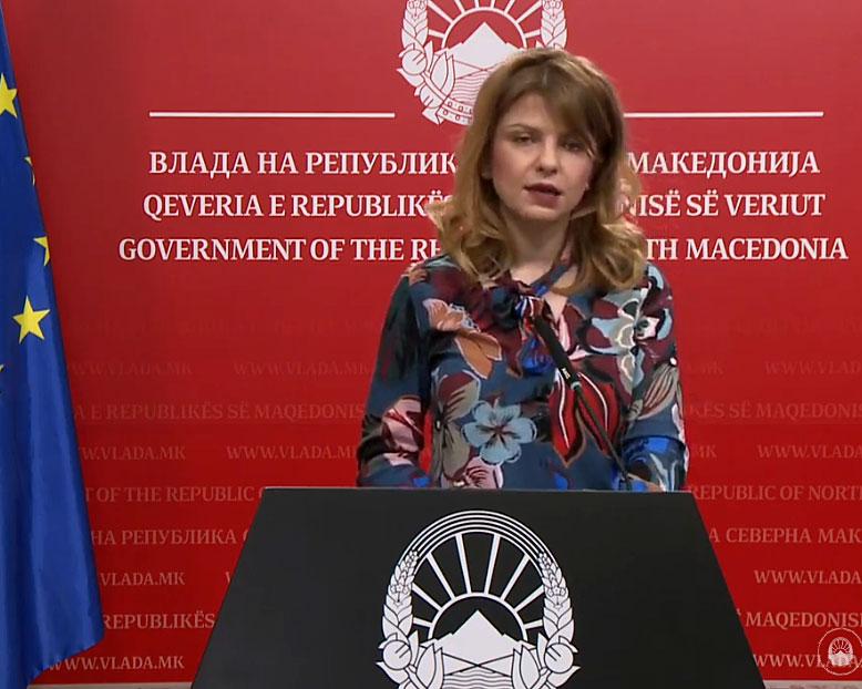 Лукаревска: Секој месец има компании кои ги злоупотребуваат парите од Владата