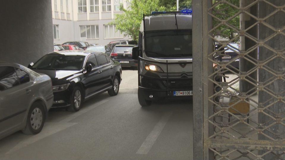 Нинџа од затворот во Штип, донесен во Скопје на разговор со Рускоска