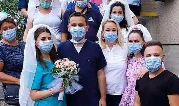"""""""Свадба"""" во Итната медицинска помош"""