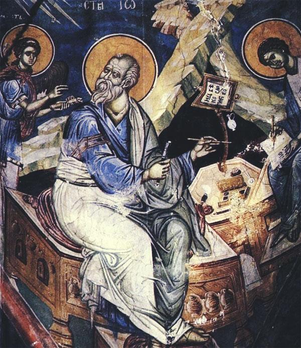 Денеска е Свети Јован Богослов, секоја година од неговиот гроб излегува прашина од која болните оздравуваат