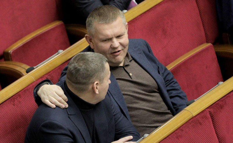 Украинскиот пратеник Валериј Давиденко пронајден мртов со прострелна рана