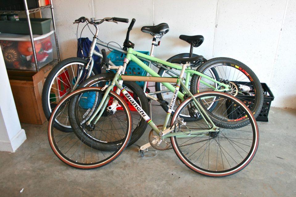 Велосипеди украдени во Швајцарија пронајдени во Ново Село