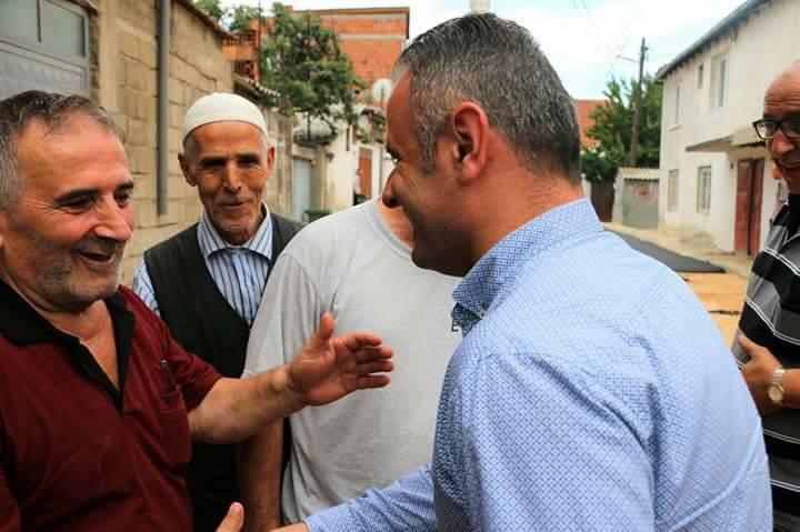 Ганиу по втор пат ќе ја бара поддршката од граѓаните на Чаир