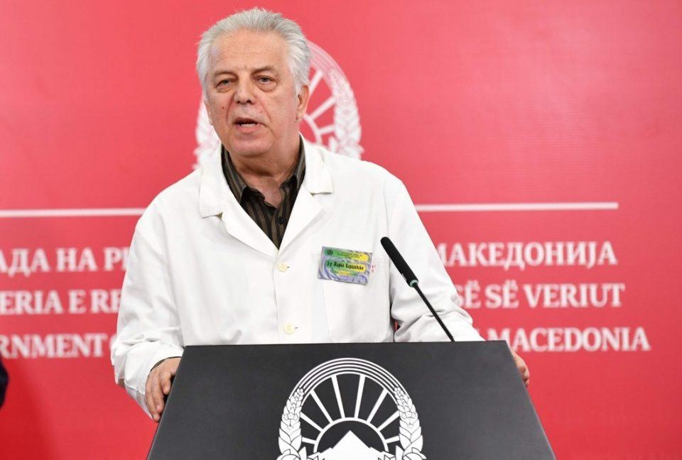 Д-р Жарко Караџовски на прес-конференција ќе ја образложи одлуката на Комисијата за заразни болести