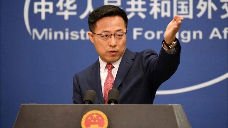 Кина возвраќа: Воведе санкции за Локид Мартин, Боинг, Рејтион