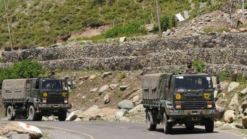 Индија и Кина се согласија да се оддалечат од пограничната област Ладах