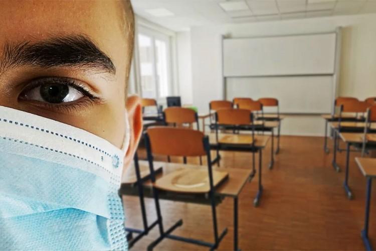 Цело одделение во Марибор во карантин, еден ученик позитивен на коронавирус