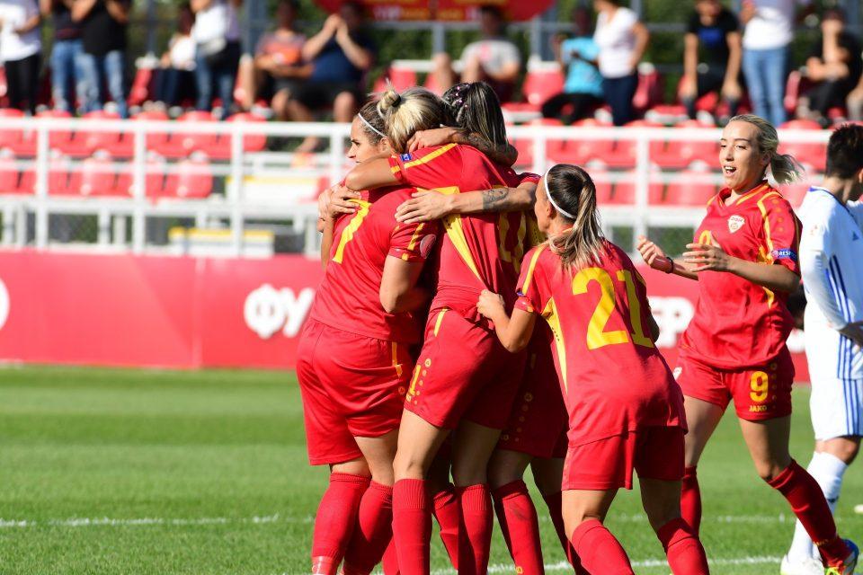 ФФМ започнува со изработка на петгодишна стратегија за развој на женскиот фудбал