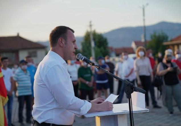 Јанушев: Заев е најголемиот вирус на криминал и корупција, вирус на лаги и манипулации, затоа да го пoразиме, гласајте за реден број 14