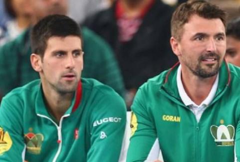 По Ѓоковиќ, корона има и неговиот тренер Иванишевиќ