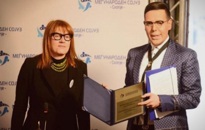 Василевска: Невладина организација на Јасна Мандиќ добила финансиски средства од Владата!