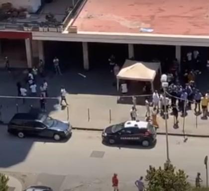 Италијанската полиција растерува Бугари кои не сакале да одат во изолација