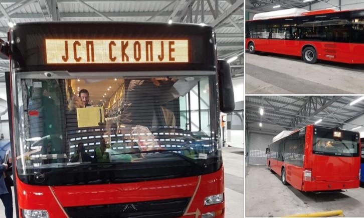 Дел од еколошките автобуси на Шилегов блокирани на царина, нема кој да го плати ДДВ-то