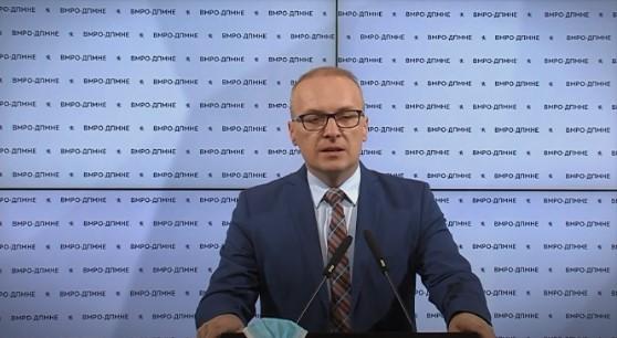 Милошоски: Дали Заев лажеше во 2017 кога велеше дека нема отворени прашања помеѓу Македонија и Бугарија, или сега кога ќе го менува договорот и сака да склучува нов
