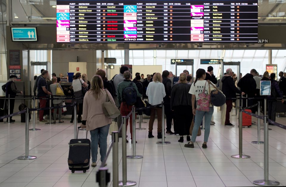 Австралија дозволи влез на патниците од Нов Зеланд без карантин