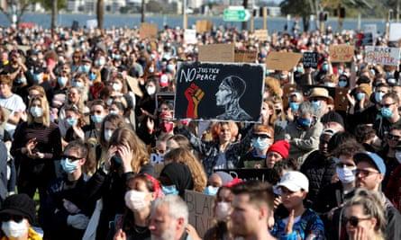 """""""Нема правда, нема мир"""" и во Австралија"""