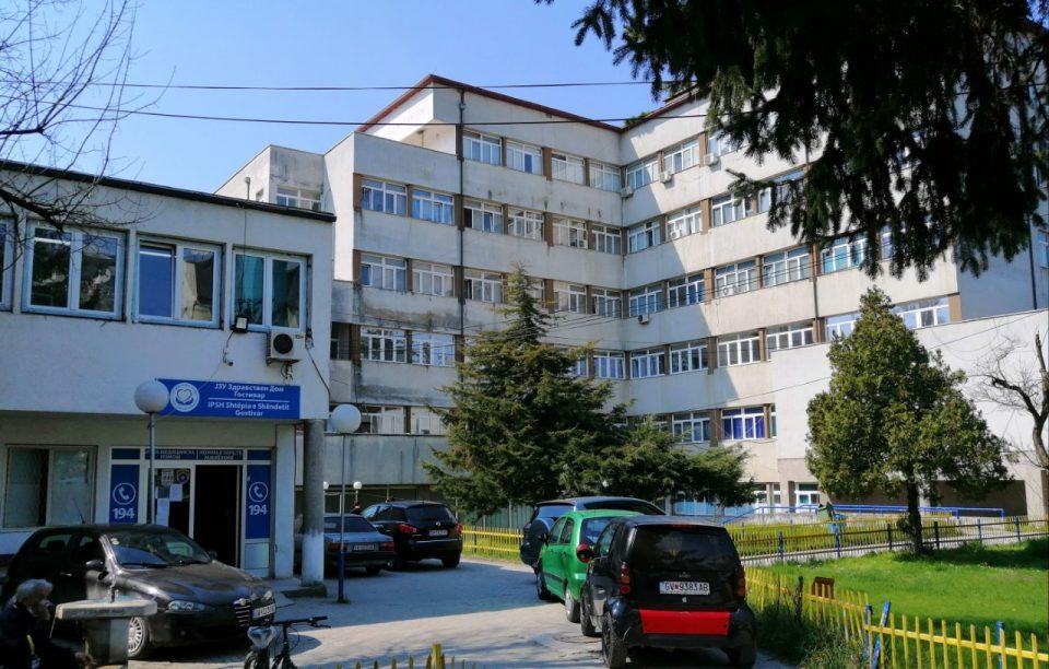 Одделот за неврологија во гостиварската болница се отвора за болните од ковид-19