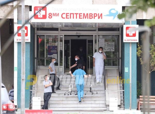 По заслуга на владините мерки, Македонија прва во светот по смртност и заболени од ковид-19